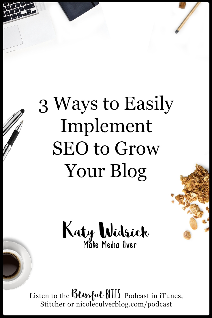 SEO Tips Katy Widrick