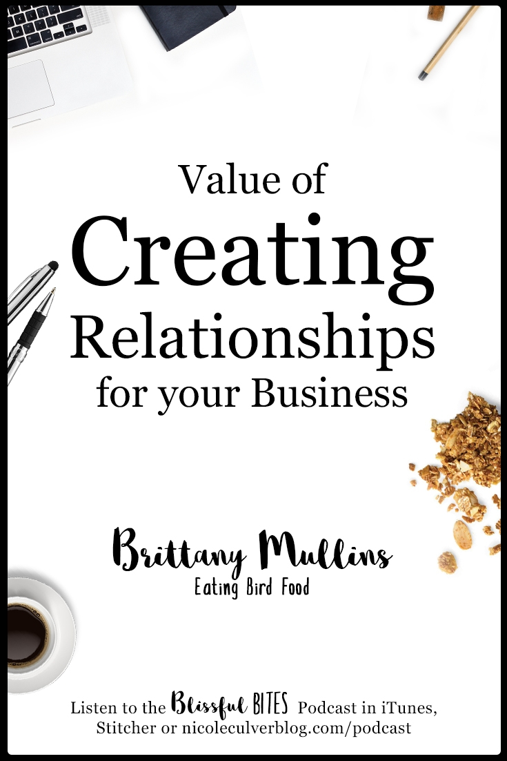 Create Relationships to Help Grow Your Business